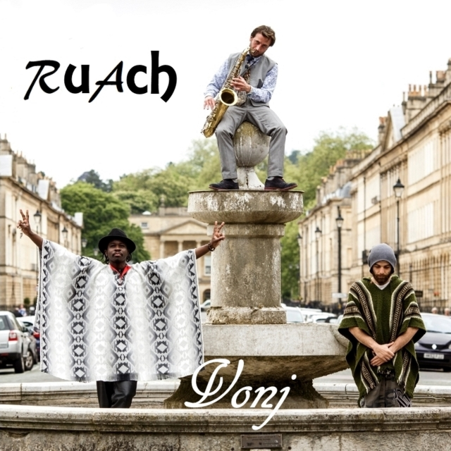 Ruach larger front cover